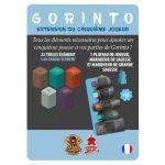 Jeu de Plateau Stratégie Gorinto - Extension du cinquième joueur