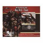 Boite de départ Final Fantasy TCG Deck de Boss - Chaos - Challenge Multiplayer