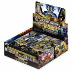 Boite de Boosters Français Dragon Ball Super Boite De 24 Boosters - EV01 -Battle Evolution Booster