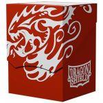 Boite de Rangement  Deck Box Shell - Rouge/intérieur Noir