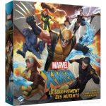 Jeu de Cartes Best-Seller X-Men : Le Soulèvement des Mutants