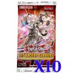 Booster en Français Yu-Gi-Oh! Les Anciens Gardiens - Lot de 10