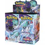 Boite de Boosters Français Pokémon Display 36 Boosters EB06 - Epée et Bouclier 6 - Règne de Glace