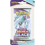 Booster en Français Pokémon EB06 - Épée et Bouclier 6 : Règne de Glace - Blister