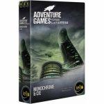 Jeu de Rôle Ambiance Adventure Games - Monochrome Inc.