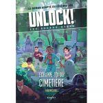 Enigme Best-Seller Unlock les escapes geeks - Echappe-toi du Cimetière !