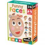 Ludo-Educatif Enfant Funny Faces