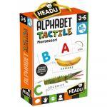 Ludo-Educatif Enfant Alphabet Tactile Montessori