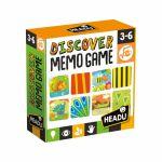 Ludo-Educatif Enfant DISCOVER MEMO GAME