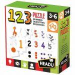 Ludo-Educatif Enfant 123 Puzzle