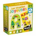 Ludo-Educatif Enfant Les Voyelles Joyeuses