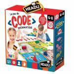 Ludo-Educatif Enfant Le jeu du code informatique