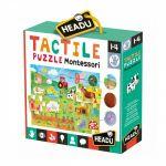 Ludo-Educatif Enfant Tactile Puzzle Montessori