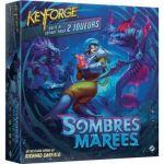 Boite de départ KeyForge Sombres marées