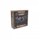 Deck-Building Stratégie CLANK ! Legacy - Acquisitions Incorporated - Upper Management Pack