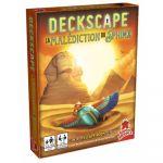 Coopératif Aventure Deckscape - La Malédiction du Sphinx