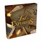 Jeu de Cartes Stratégie Lost Explorers