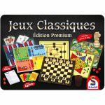 Jeu de Plateau Best-Seller Jeux classiques - édition premium - boîte métallique