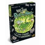 Jeu de Plateau Pop-Culture Les 100 Jours de Rick and Morty