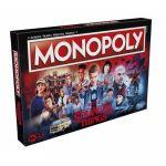 Jeu de Plateau  Monopoly Stranger Things