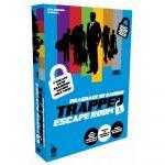 Escape Game Enquête Trapped : Braquage de banque
