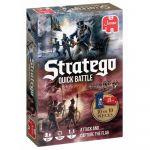 Jeu de Plateau Stratégie Stratego Quick Battle
