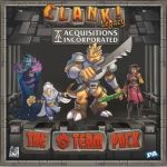 Deck-Building Stratégie CLANK ! Legacy - Acquisitions Incorporated - The C Team Pack