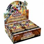 Boite de Boosters Anglais Yu-Gi-Oh! 24 Boosters - Lightning Overdrive