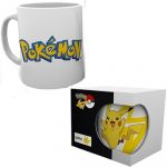 Album Collector Pokémon Mug - 320 ml - Logo & Pikachu