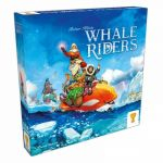 Jeu de Plateau Stratégie Whale Riders