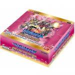 Boite de Boosters Anglais Digimon Card Game Boite De 24 Boosters - BT04 - Great Legend