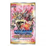 Booster en Anglais Digimon Card Game BT04 - Great Legend