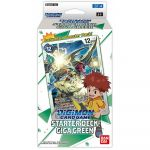Deck de Demarrage Digimon Card Game Giga Green (HerculesKabuterimon)