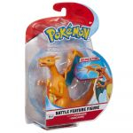 Figurine Pokémon Battle Feature Figure - Dracaufeu