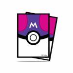 Protèges Cartes Standard Pokémon Ultra Pro - Master ball Par 65