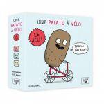Jeu de Cartes Enfant Une patate à vélo