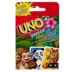 Jeu de Cartes Enfant Uno Junior - Edition 2021