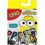 Jeu de Cartes Best-Seller Uno - Edition Minions