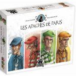 Jeu de Plateau Gestion Les apaches de Paris