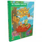 Livre Aventure Ma Première aventure - La reine de champ-fleuri