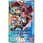 Booster en Anglais Digimon Card Game Special Ver.1.5