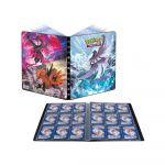 Portfolio Pokémon EB06 - Règne de Glace - Artikodin de Galar / Sulfura & Electhor de Galar - A4 - 9 Cases