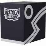 Boite de Rangement  Deck Box Double Shell - Black/Black