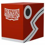 Boite de Rangement  Deck Box Double Shell - Red/Black