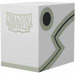 Boite de Rangement  Deck Box Double Shell - White/Black