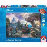 Réflexion Puzzle Cendrillon - 1000 pièces