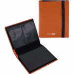 Portfolio  Pro-binder - Eclipse - Pumpkin Orange - 80 Cases (20 Pages De 4)