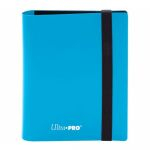 Portfolio  Pro-binder - Eclipse - Sky Blue - 80 Cases (20 Pages De 4)