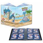 Portfolio Pokémon Lokhlass & Leviator/Magicarpe A5 - 4 Cases