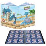 Portfolio Pokémon Lokhlass & Leviator/Magicarpe A4 - 9 Cases